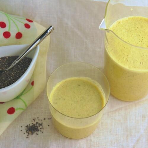 Vanilla Chia Almond Milk