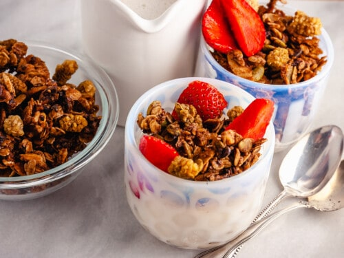 chocolate granola recipe