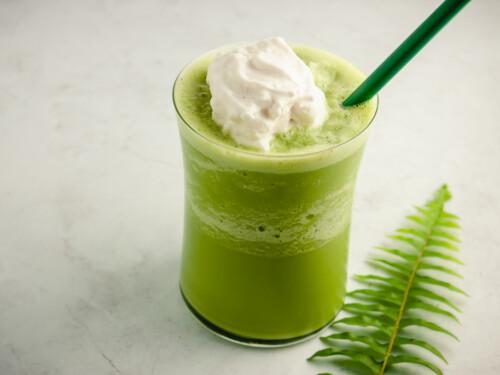 Matcha Green Tea Frappuccino