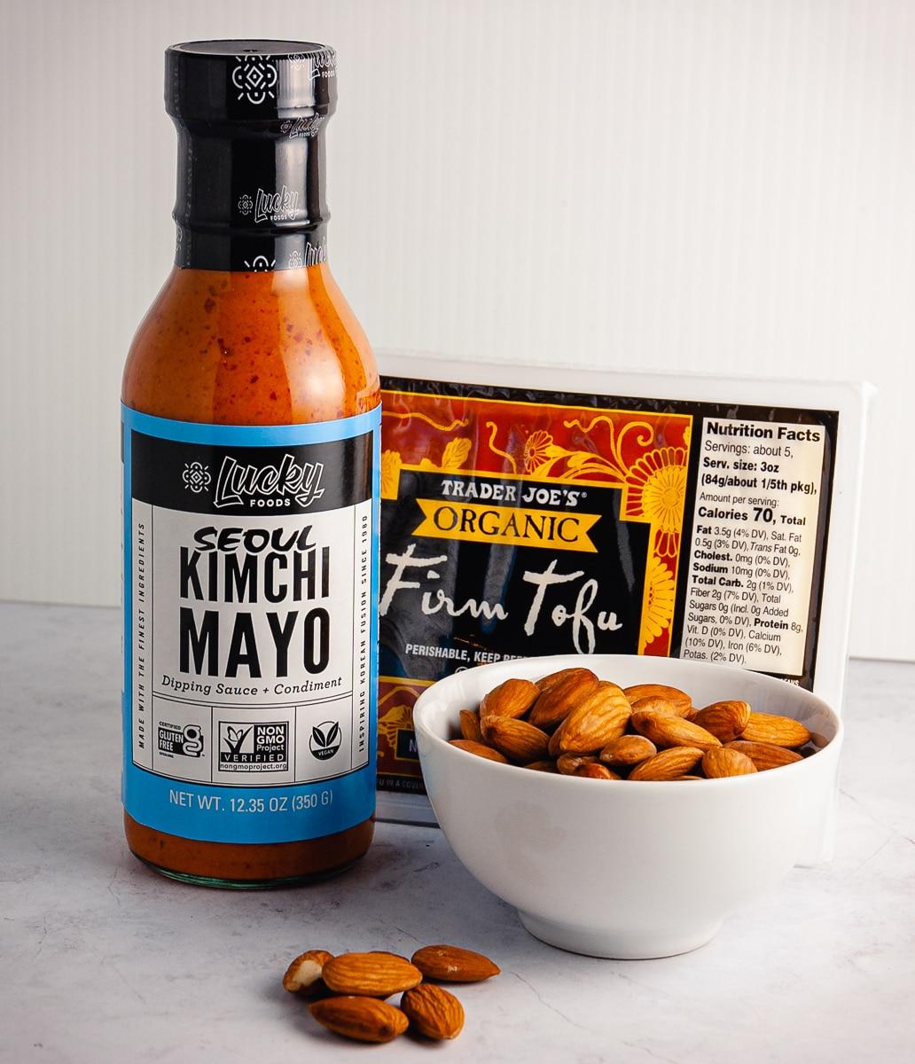 kimchi mayo lucky foods