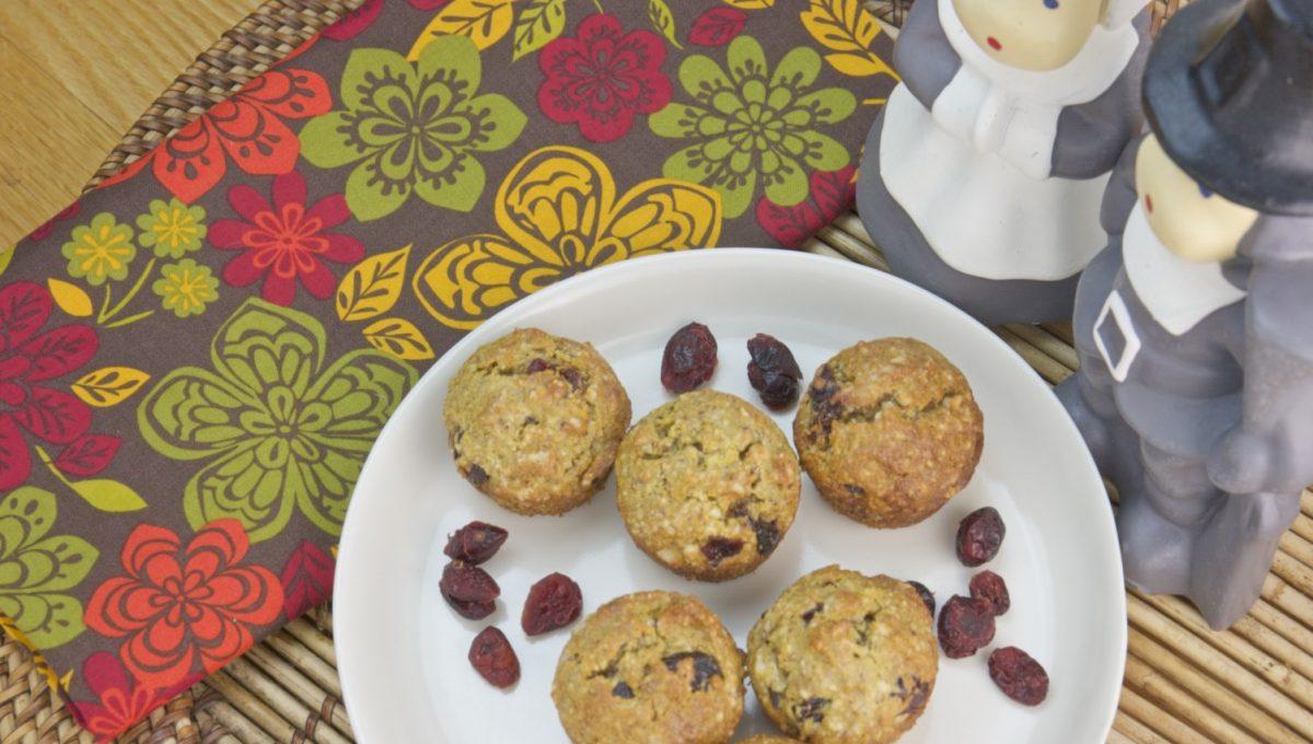 Cranberry Orange Muffins 1